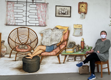 Rediscover Architectural & Artistic Tiong Bahru